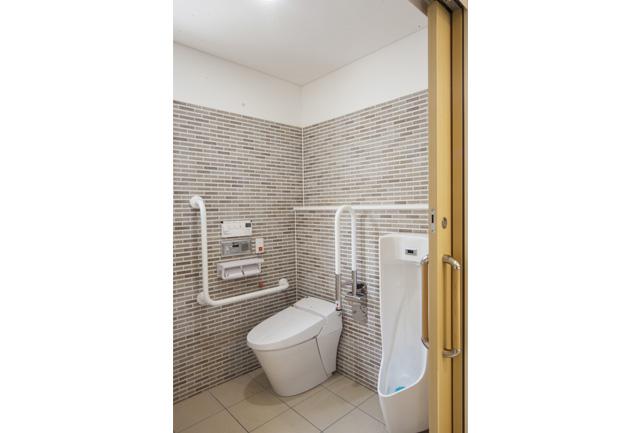 身障者WC
